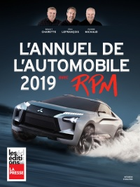L'annuel de l'automobile 2019 avec RPM, Pierre Michaud