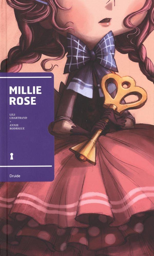Millie Rose par Lili Chartrand, Annie Rodrigue   Jeunesse   Romans 6-10 ans   Leslibraires.ca