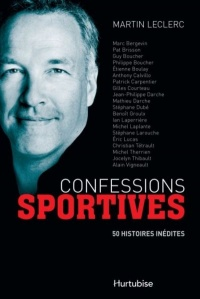 Confessions sportives - Martin Leclerc
