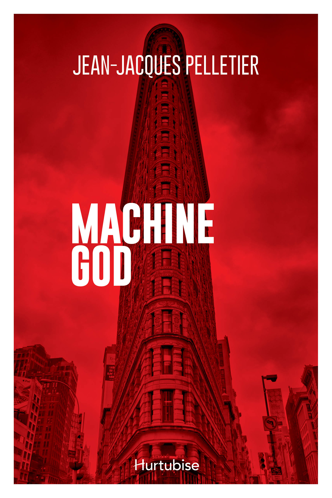 Vignette du livre Machine God