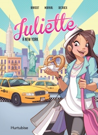 Vignette du livre Juliette à New York