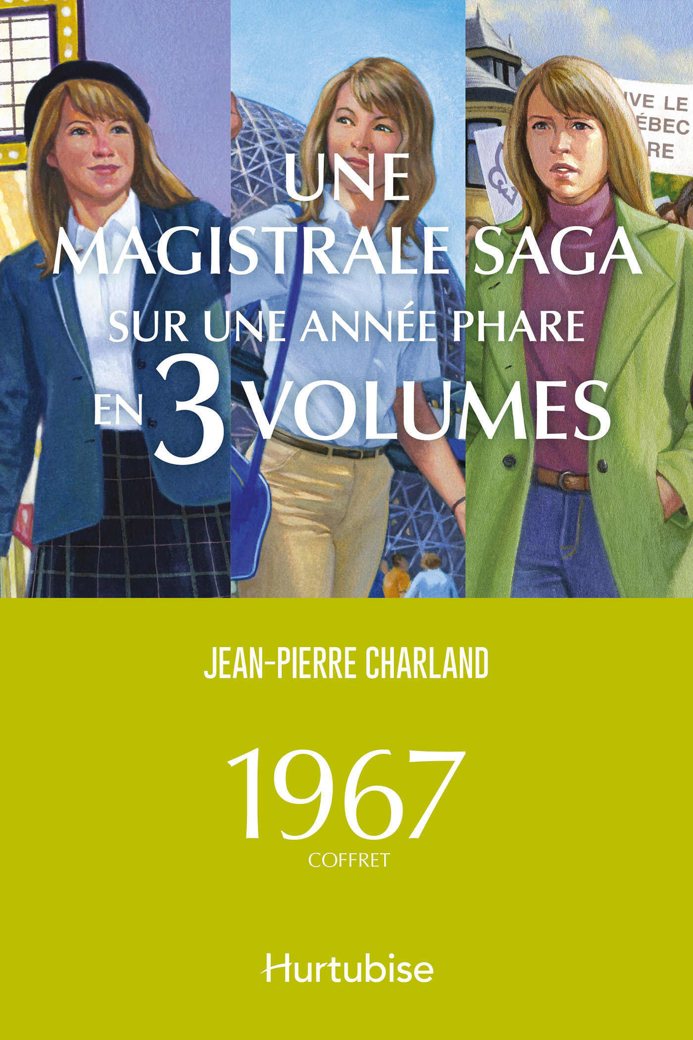 1967 - Jean-Pierre Charland