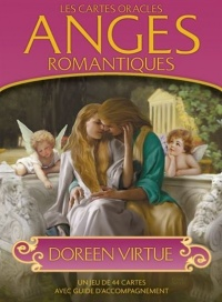 Cartes oracles (Les): Anges romantiques (guide + jeu 44 cartes) - Doreen Virtue