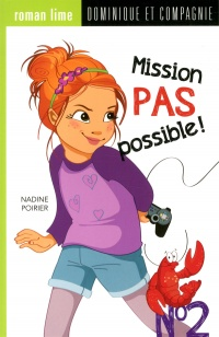 Vignette du livre Mission pas possible! T.2