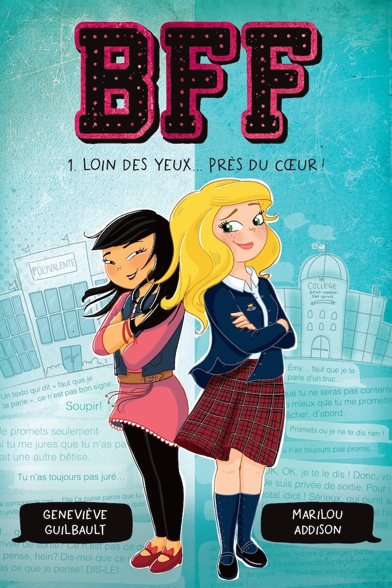 Bff T 1 Loin Des Yeux Pres Du Coeur
