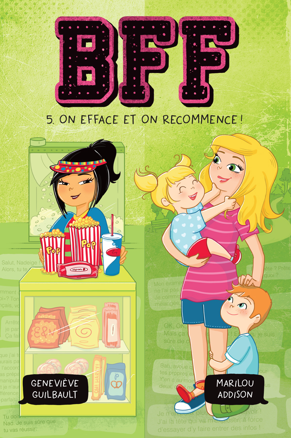 BFF - On efface et on recommence! 5, Geneviève Guilbault