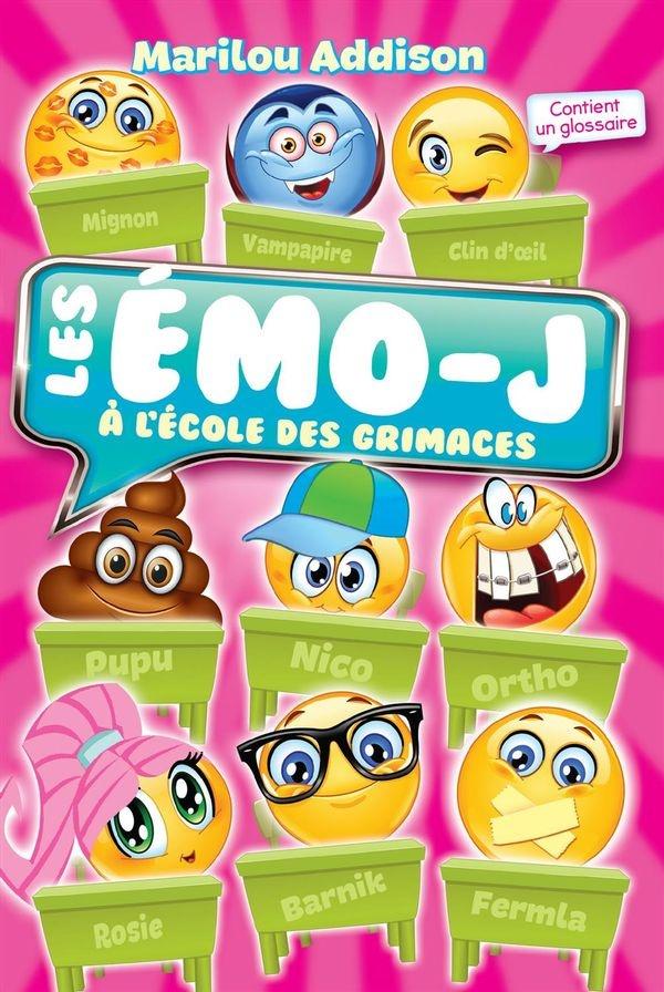 Les Emo J T 1 A L Ecole Des Grimaces