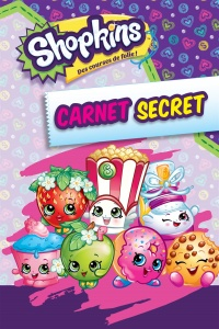 Vignette du livre Carnet secret. Shopkins