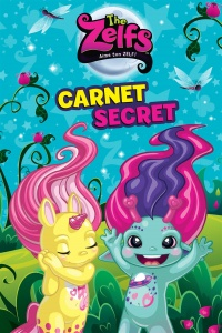 Vignette du livre Carnet secret. The Zelfs