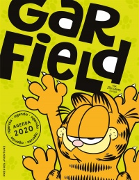 Agenda Garfield 2020 - Jim Davis