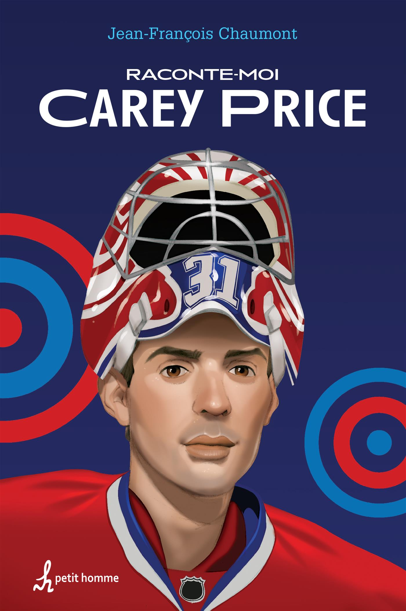 Raconte-moi Carey Price, Simon Dupuis