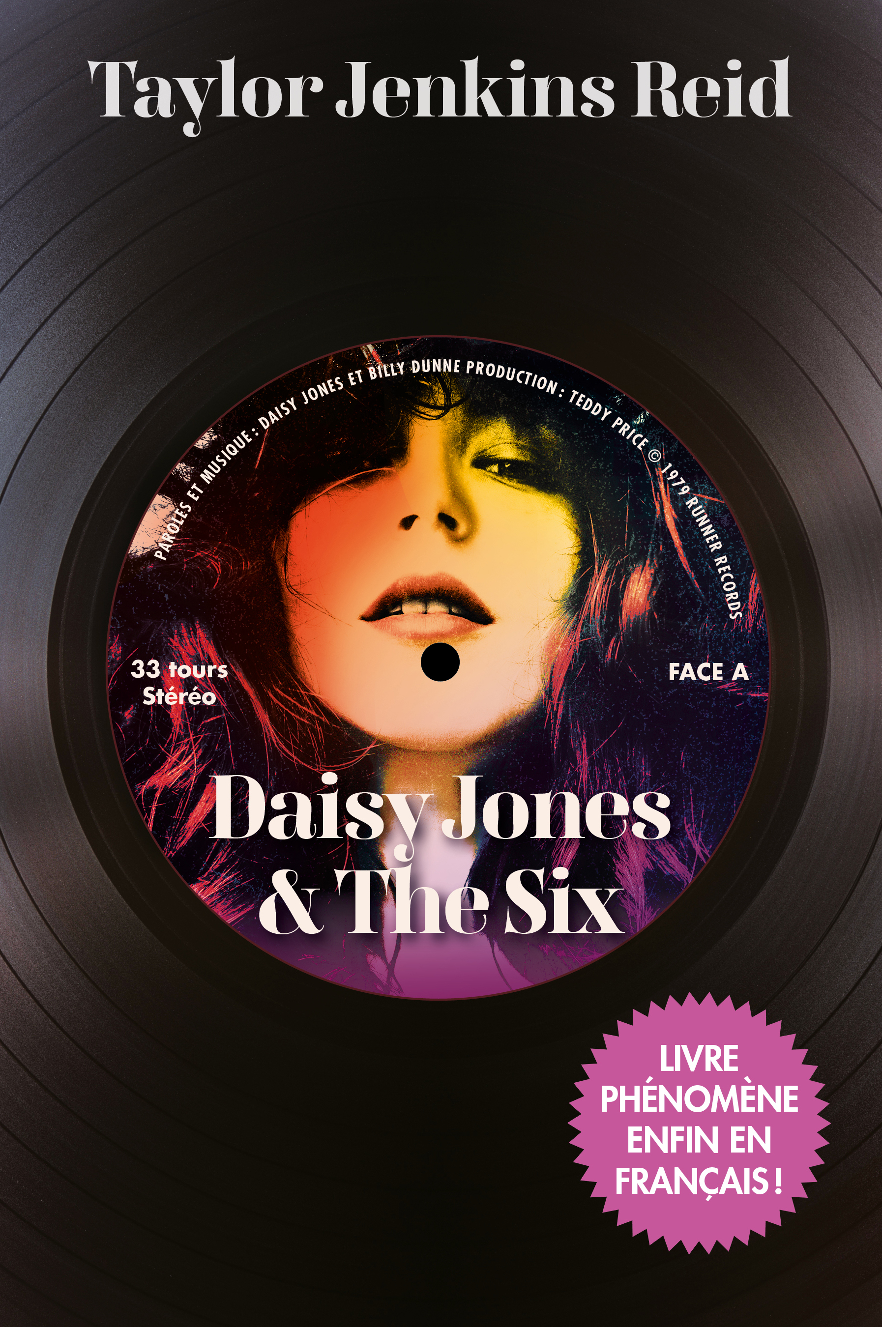Vignette du livre Daisy Jones & The Six