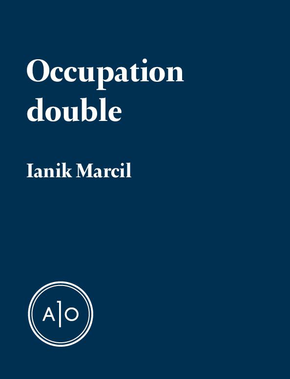 Vignette du livre Occupation double