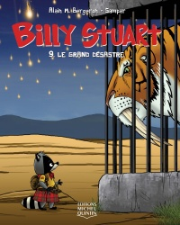 Billy Stuart T.9 : Le grand désastre,  Sampar