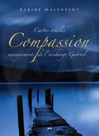 Vignette du livre Compassion : cartes oracles