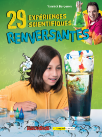 29 experiences scientifiques renversantes, Jacques Goldstyn
