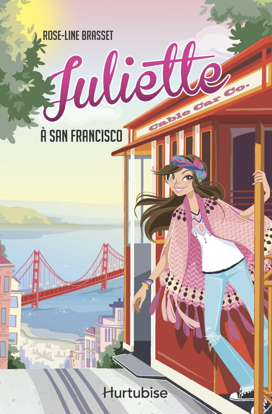 Juliette A San Francisco T 8