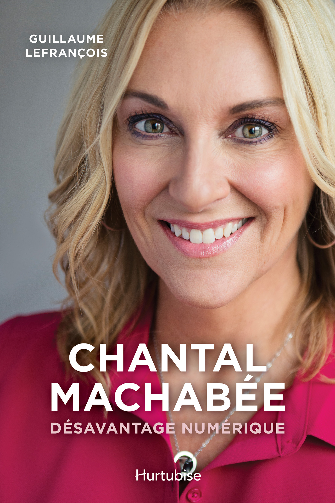 Chantal Machabée : désavantage numérique, Chantal Machabée