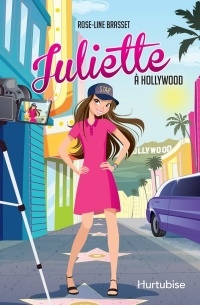 Vignette du livre Juliette à Hollywood