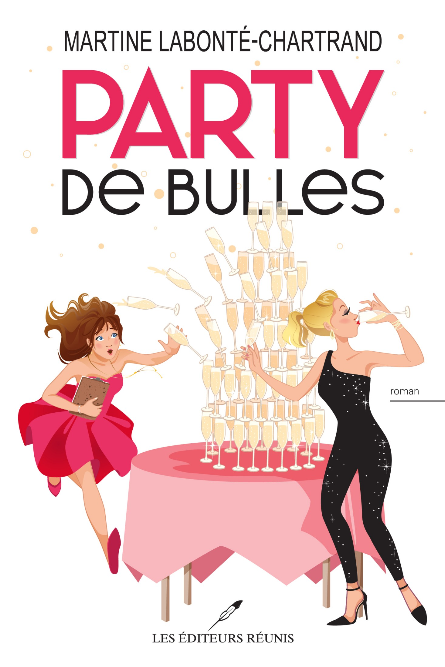 Party de bulles - Martine Labonté-Chartrand