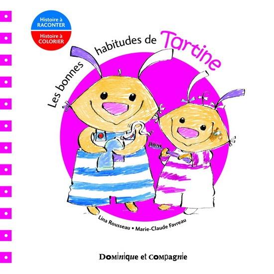 Coloriage Princesse Lina.Les Bonnes Manieres De Tartine