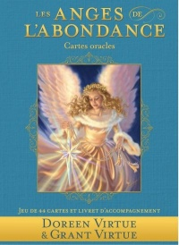 Vignette du livre Les anges de l'abondance : cartes oracles - Doreen Virtue, Grant Virtue