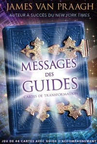 Vignette du livre Messages des guides : cartes de transformation