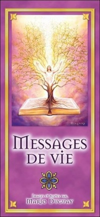 Messages de vie : cartes - Mario Duguay