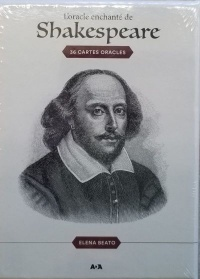 Vignette du livre L'oracle enchanté de Shakespeare : cartes oracles