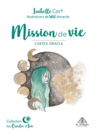 Vignette du livre Mission de vie : cartes oracle