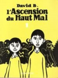 Vignette du livre L'ascension du Haut Mal T.1