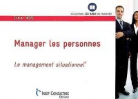 Vignette du livre Manager les personnes : le management situationnel