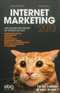 Vignette du livre Internet marketing 2013: storytelling et big data