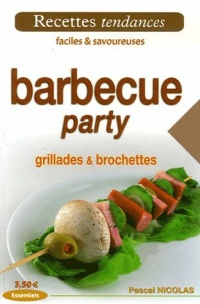 Vignette du livre Barbecue Party - Pascal Nicolas