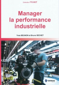Vignette du livre Manager la Performance Industrielle