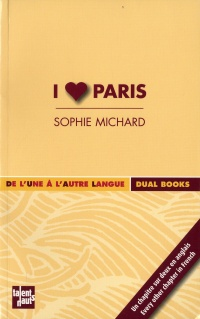 Vignette du livre I Love Paris - Sophie Michard