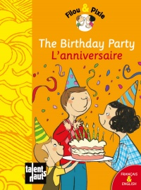 Vignette du livre Anniversaire (L') The Birthday Party