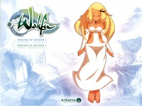 Vignette du livre Wakfu :Making of season 1