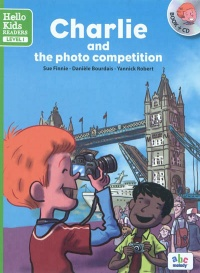 Vignette du livre Charlie and the photo competition