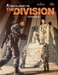 Vignette du livre The Division. Rémission