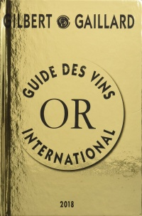 Vignette du livre Guide des vins international Gilbert & Gaillard