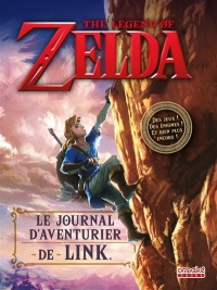 Vignette du livre The Legend of Zelda : le journal d'aventurier de Link