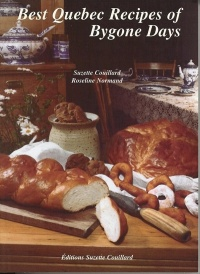 Vignette du livre Best Quebec Recipes Of Bygone Days