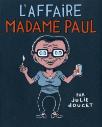 Vignette du livre L'affaire Madame Paul