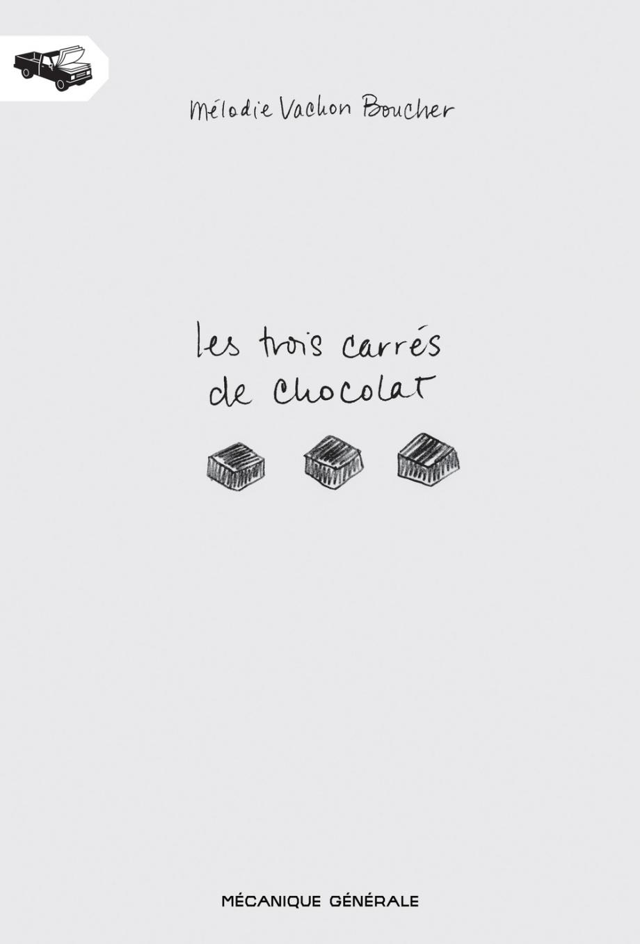 Résultats de recherche d'images pour «les trois carrés de chocolat»