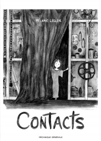 Vignette du livre Contacts
