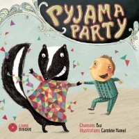 Vignette du livre Pyjama Party!