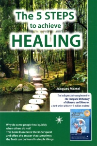 Vignette du livre The 5 steps to achieve healing