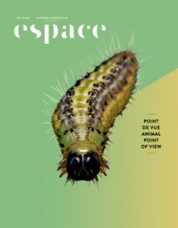 Vignette du livre Espace, No 121 : Point de vue animal/Animal Point of View