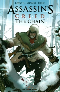 Vignette du livre Assassin's Creed T.2 : The Chain (en français) - Cameron Stewart, Karl Kerschl